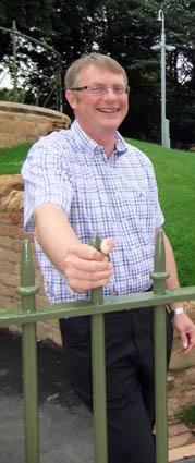 Public parks campaigner