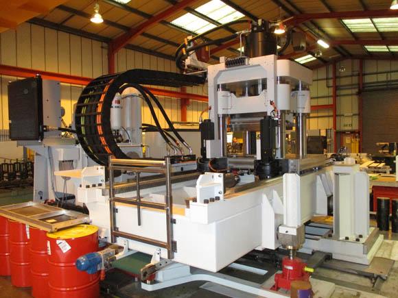 Shear Progress for Hadley Group » Perimeter Systems