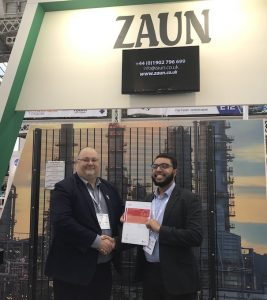 Zaun uplifts SR range to issue 8.0